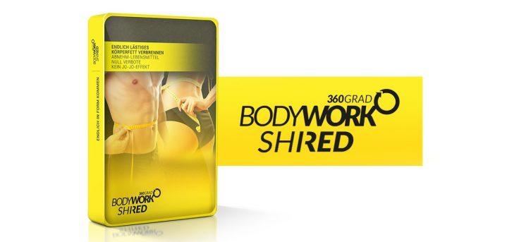 bodywork360 shred, Ernährung Muskelaufbau, Ernährungsplan Muskelaufbau, Fettverbrennung, karl ess, schnell abnehmen, Trainingsplan Muskelaufbau, Trainingsprogramm
